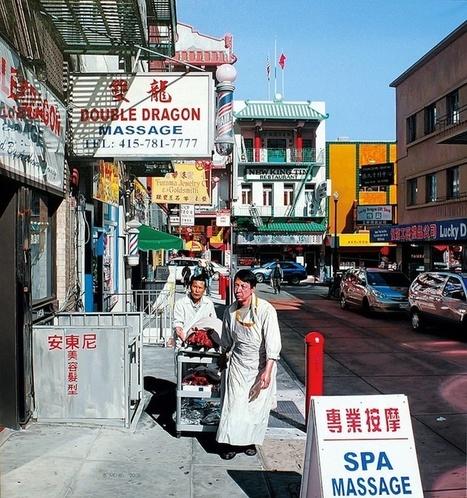 Photorealist Painter Meticulously Recreates City Scenes - My Modern Metropolis   Le It e Amo ✪   Scoop.it