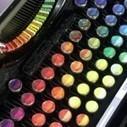 The Chromatic Typewriter | Colossal | ASCII Art | Scoop.it