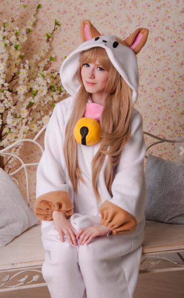 Puppycat kigurumi animal onesie costumes  f3084124e03b3