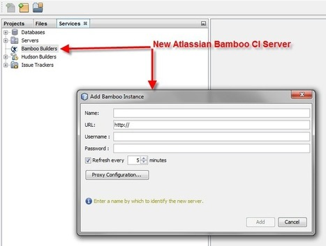 Writing a NetBeans Plugin for Atlassian Bamboo Continuous Integration – Part 01 » ProNetBeans | onDev | Scoop.it