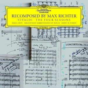 """Max Richter - """"Recomposed : Vivaldi - The Four Seasons"""" 