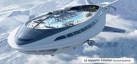 Voyage vers le futur... en 2040   UseNum - Tourisme   Scoop.it