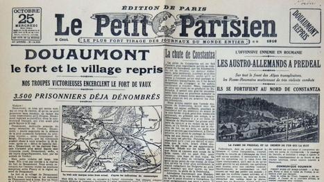 Les médias dans la Grande Guerre - Mission du Centenaire | Centenaire de la Première Guerre Mondiale | Scoop.it
