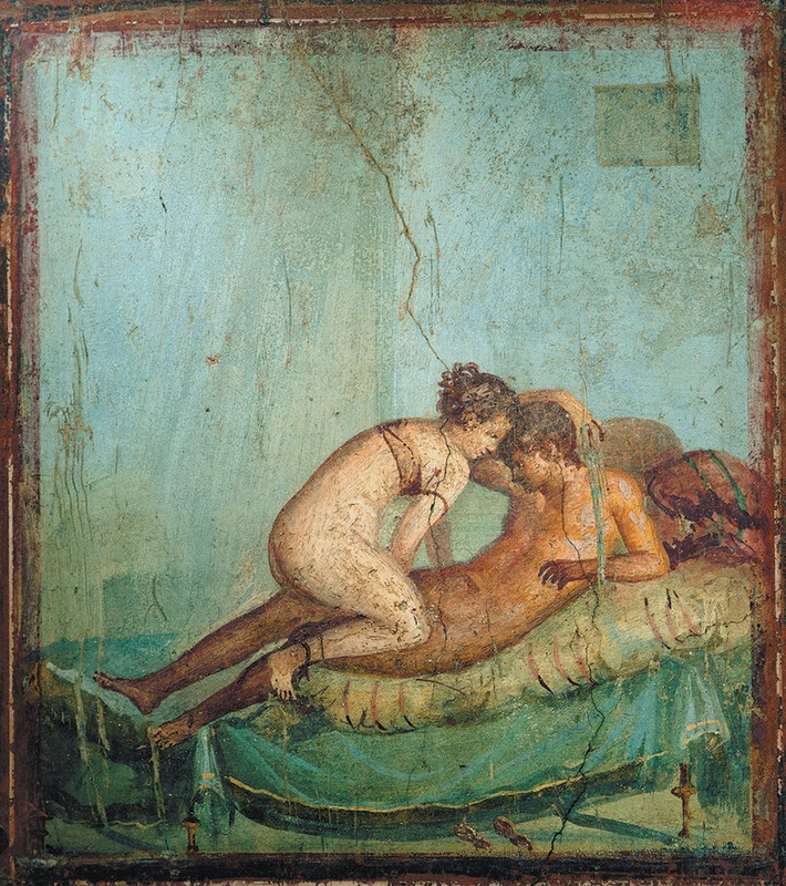 Rome: Sex & Freedom | Sex History | Scoop.it