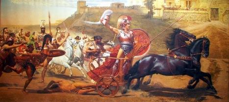 ¡Te desafío a un duelo! (Etimología) - Historias de la Historia | Fundamentos Léxicos | Scoop.it