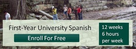 Spanish MOOC | The first open online Spanish course for everyone | El español en nuestro rincón del mundo | Scoop.it