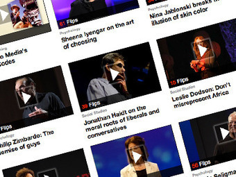 10 TED Talks That Could Be Used As Course Titles - Edudemic | Each One Teach One, Each One Reach One | Scoop.it