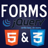 Formulaires HTML5, CSS3 & jQuery