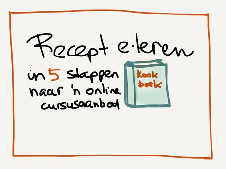 Recept e-leren - E-learning made easy | E-leren | Scoop.it