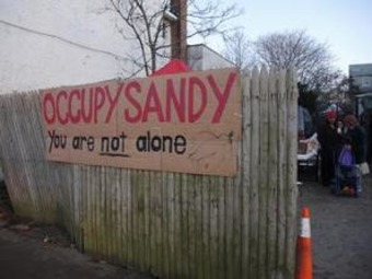 Occupy Sandy: Horizontal lessons in community-based disaster recovery - rabble.ca | real utopias | Scoop.it