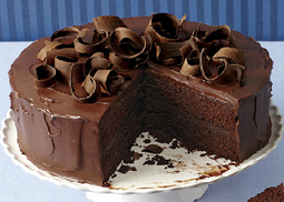 A Chocolate Cake Recipe That's Going to Wow You | Blog - Creative Cakes | The Chic Chocolate Curator | Scoop.it