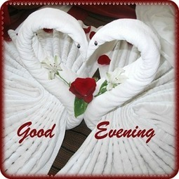 Romantic Good Evening Images For Lover With Sms