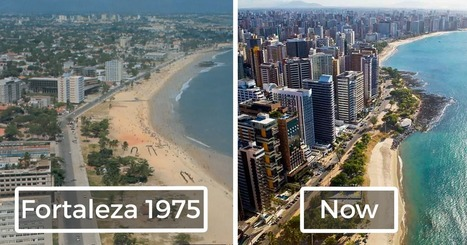 15 Before-And-After Pics Of The Iconic Cities Around The World | Inspired By Design | Scoop.it