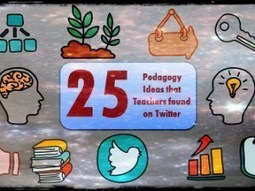 25 Pedagogy Ideas that Teachers found on Twitter | idevices for special needs | Scoop.it
