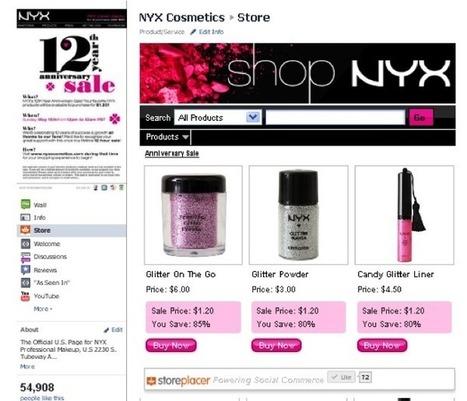 F-Boutique : les secrets pour rentabiliser une boutique sur Facebook | Facebook pour les entreprises | Scoop.it