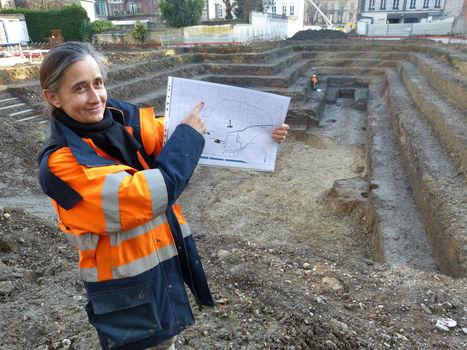 Des milliers d'objets du Moyen-Age découverts à Rouen - Tendance Ouest   GenealoNet   Scoop.it