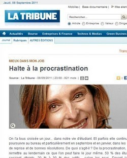 Procrastination: Ithaque dans la Tribune | Apprivoiser la procrastination | Scoop.it