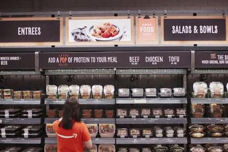 Découvrez le premier magasin alimentaire d'Amazon   The fisheye of gourmet food & wine!   Scoop.it