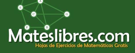 Ejercicios de Matemáticas | MatesLibres | FOTOTECA INFANTIL | Scoop.it
