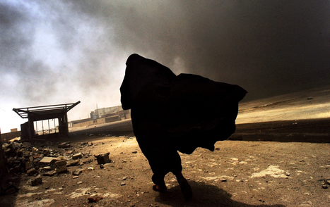 Ten Years On: Photojournalists on War - New Yorker (blog)   Explore & document the World   Scoop.it