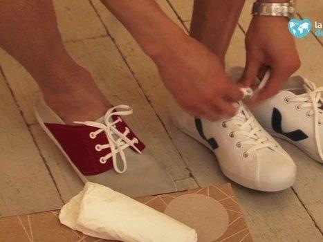 Veja, la basket fashion et écolo! | Les eMarchands | Scoop.it