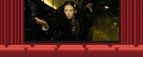 Chine : 14 nouveaux écrans de cinéma par jour en 2013 ! | digital cinema in the world -  numérisation du cinéma | Scoop.it