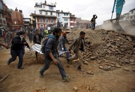 Major earthquake hit Nepal   Geology   Scoop.it