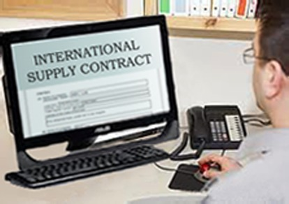 E-Contract for International Supply of Goods | Electronic Contract models and templates for International B2B Trade | Scoop.it