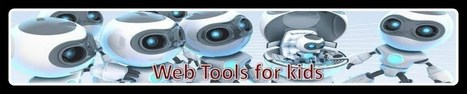 Avatar Creators - Web tools for kids | Techy Touchy Tools | Scoop.it
