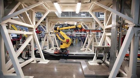 Le fabricant de l'iPhone remplace 60.000 ouvriers par des robots | Web 2.0 et société | Scoop.it