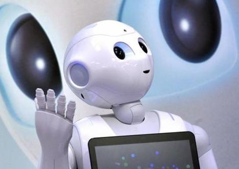 Robot humanoide recibe a pacientes en dos hospitales de Bélgica | eSalud Social Media | Scoop.it