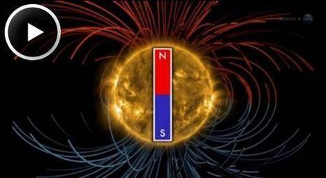 The Sun's Magnetic Field is about to Flip - NASA Science | Effective School Teaching and Learning | Scoop.it