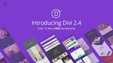Download Free Divi 2 4 WordPress Theme + Member