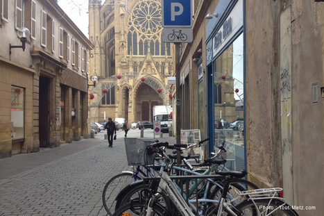 Une enquête sur le vélo est lancée par Metz Métropole | Actualité du centre de documentation de l'AGURAM | Scoop.it