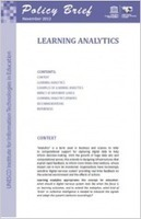 UNESCO Policy Brief: Learning Analytics | Edu Tech For Development | Scoop.it