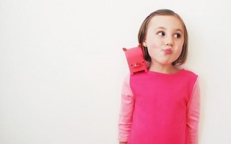 Toymail, ¿y si cambiamos el teléfono por un muñeco? | Personas y redes | Scoop.it