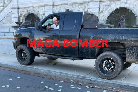 Trump Militia Bomber 'Prepared to Die to Reinstate Trump,' part of New GOP Terror Attack (live video) - Veterans Today   Military Foreign Affairs Policy Journal for Clandestine Services   Conspiratainment   Scoop.it