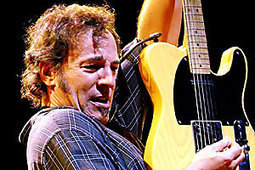 Fans campaign to get Springsteen to Christchurch  - The Press   Bruce Springsteen   Scoop.it