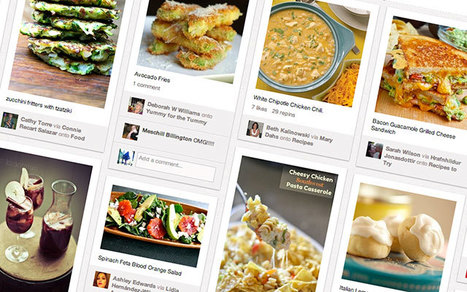Pinterest Introduces Business Accounts and Tools | Social Media for Optometry | Scoop.it