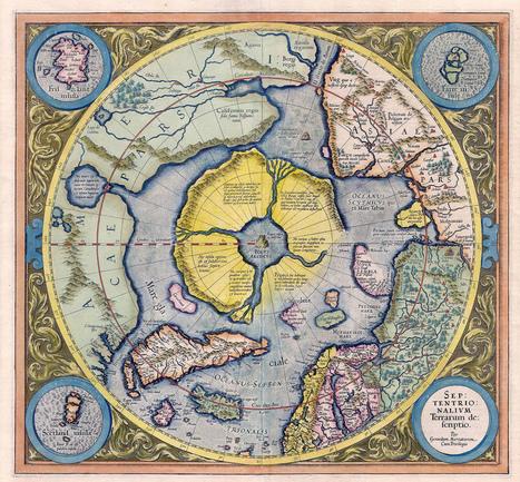 Mistaken maps | Outbreaks of Futurity | Scoop.it