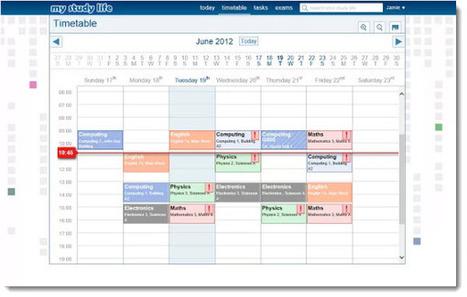 Una manera simple de organizar las actividades escolares desde Chrome.- | Matemáticas.- | Scoop.it