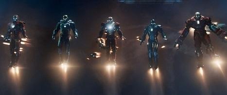 Iron Man 3 : Le virus Extremis par Shane Black | Comics France | Scoop.it
