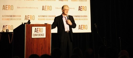 WATCH: Sir Ken Robinson's New Talk | Education Revolution | Alternative Education Resource Organization | Scriveners' Trappings | Scoop.it