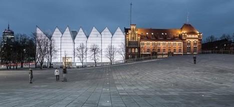 El mejor diseño de edificios de 2016, para un centro sobre memoria histórica en Polonia - 20minutos.es | retail and design | Scoop.it