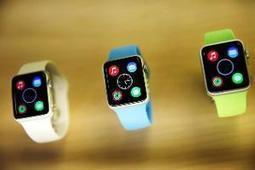 Apple Watch to boost 'glance journalism' - Times of India | App World | Scoop.it
