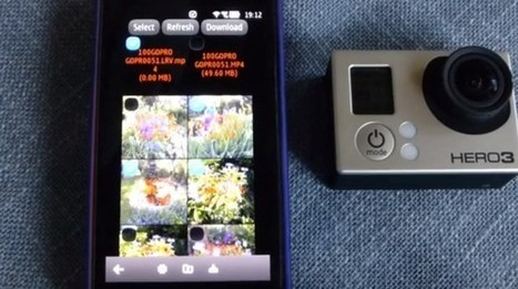 SymbianApps: GoPro Browser for Symbian (GoPro Hero 3) | Nokia, Symbian and WP 8 | Scoop.it