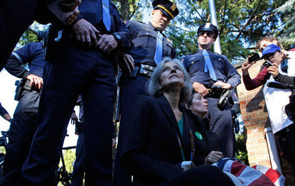 Handcuffing Democracy: Jill Stein Sues Presidential Debate Commission | Proactive Liberty | Scoop.it
