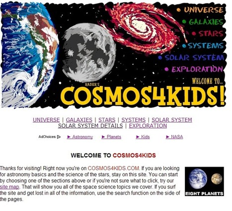 Learning Never Stops: 7 science websites for students of any age | Web 2.0 for Education | Scoop.it