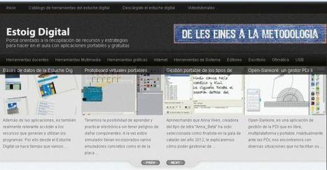 Las TIC en el aula #IBERTIC | Eduartefacto | Scoop.it