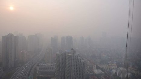 Air Pollution Shrouds Eastern China | Sustain Our Earth | Scoop.it